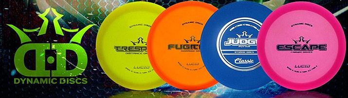 dynamic discs disku golfa diski UFOGOLF veikalā