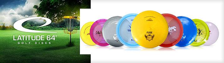 latitude disku golfa diski UFOGOLF veikalā